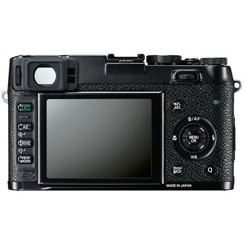 A picture of Fujifilm X100S Camera