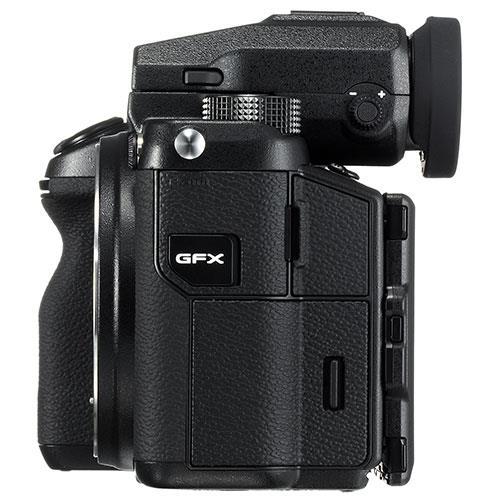 A picture of Fujifilm GFX 50S Mirrorless Medium Format Camera Body
