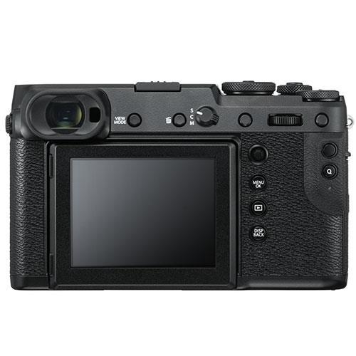 A picture of Fujifilm GFX 50R Mirrorless Medium Format Camera Body