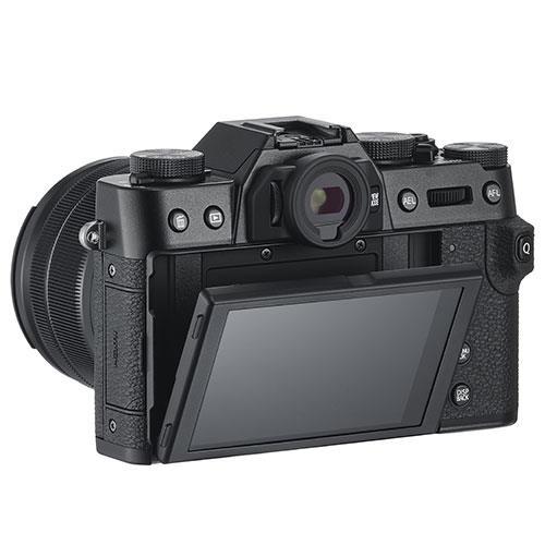 A picture of Fujifilm X-T30 Mirrorless Camera Body in Black