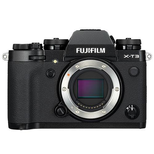 A picture of Fujifilm X-T3 Mirrorless Camera Body