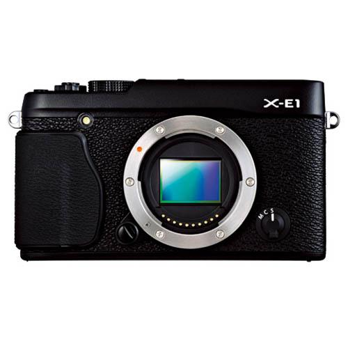 A picture of Fujifilm X-E1 Body