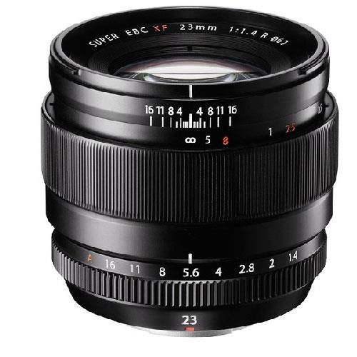 A picture of Fujifilm XF23mm f/1.4 Lens