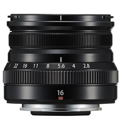 A picture of Fujifilm XF16mm f/2.8 R WR Lens