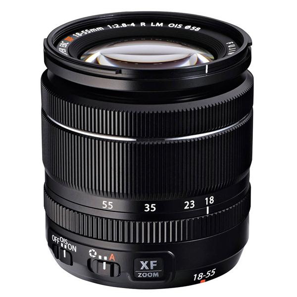 A picture of Fujifilm XF18-55mm f/2.8-4 R LM OIS Lens