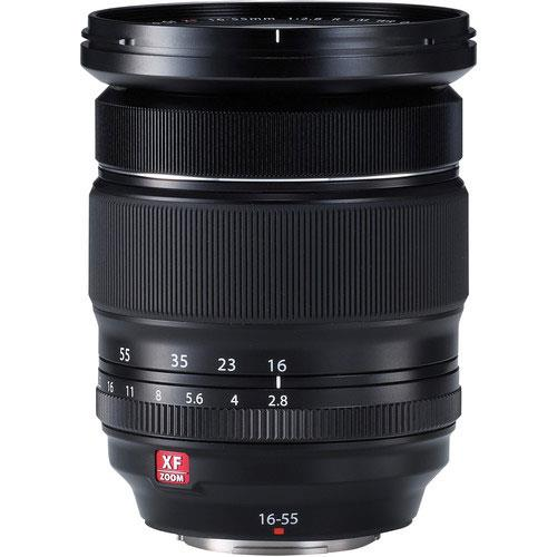 A picture of Fujifilm XF16-55mm f/2.8 R LM WR Lens