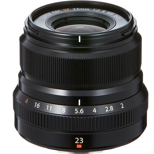 A picture of Fujifilm XF23mm f/2 R WR Lens