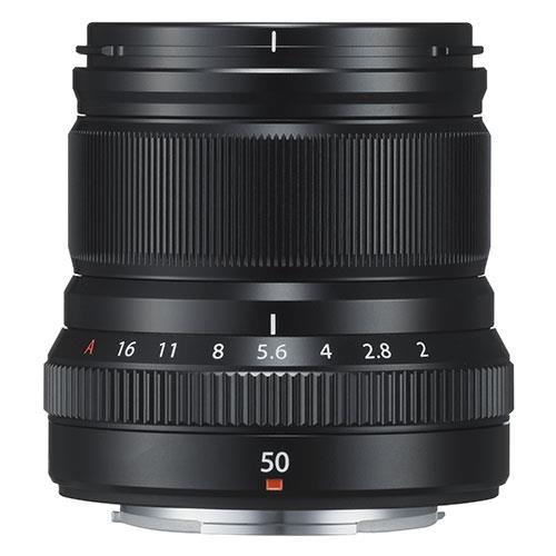 A picture of Fujifilm XF50mm f/2.0 R WR Lens
