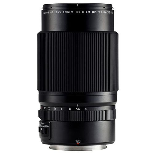 A picture of Fujifilm GF120mm f/4.0 Macro R LM OIS WR Lens