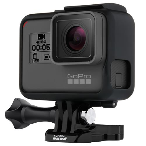 A picture of GoPro HERO5 Black Action Camera