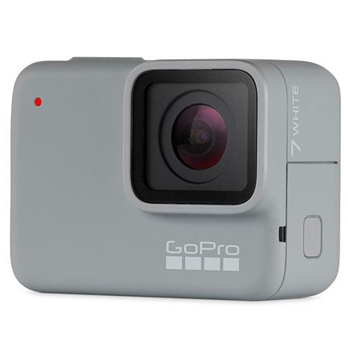 A picture of GoPro HERO7 White Action Camera