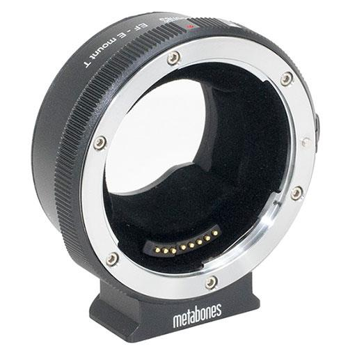 A picture of Metabones Canon EF Lens to Sony E Mount T Smart Adapter (Mark V)