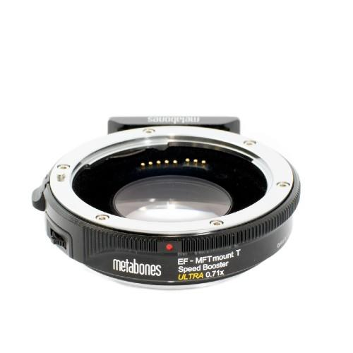 A picture of Metabones Canon EF Lens to Micro Four Thirds T Speed Booster Ultra 0.71x