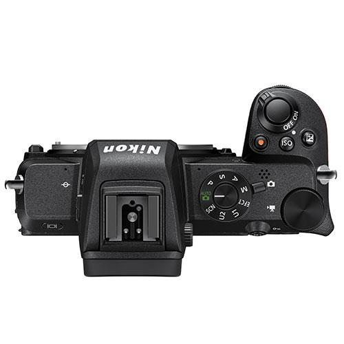A picture of Nikon Z 50 Mirrorless Camera Body