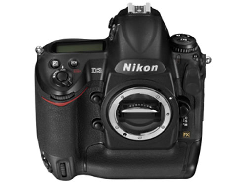 A picture of Nikon D3 Body