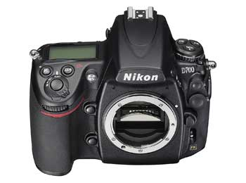 A picture of Nikon D700 Body
