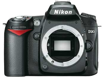 A picture of Nikon D90 Body