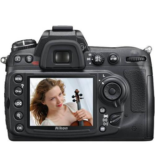 A picture of Nikon D300S Body