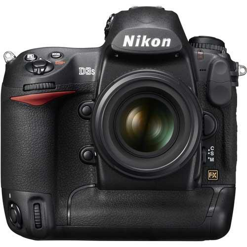A picture of Nikon D3S Body