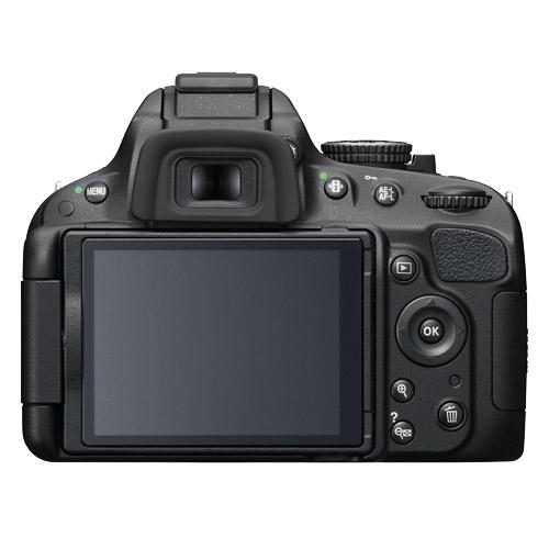 A picture of Nikon D5100 Body