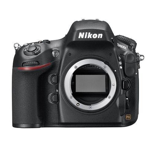 A picture of Nikon D800E Digital SLR Camera Body Only