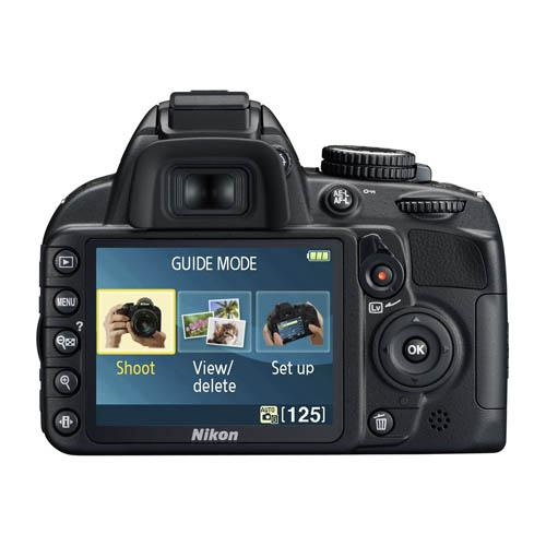 A picture of Nikon D3100 Body