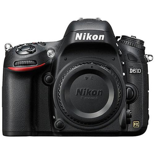 A picture of Nikon D610 Digital SLR Body
