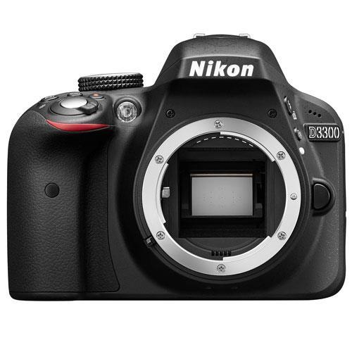 A picture of Nikon D3300 Digital SLR Body
