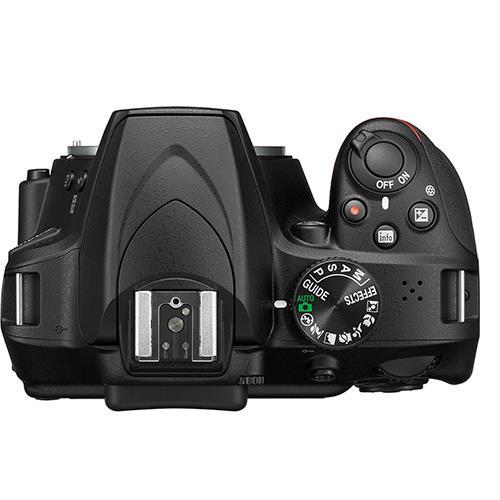 A picture of Nikon D3400 Digital SLR Body