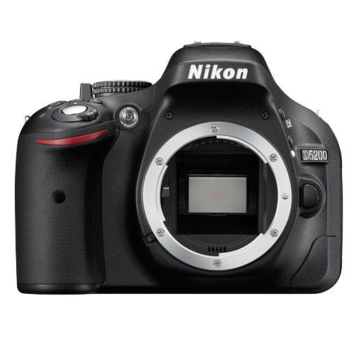 A picture of Nikon D5200 Digital SLR Body