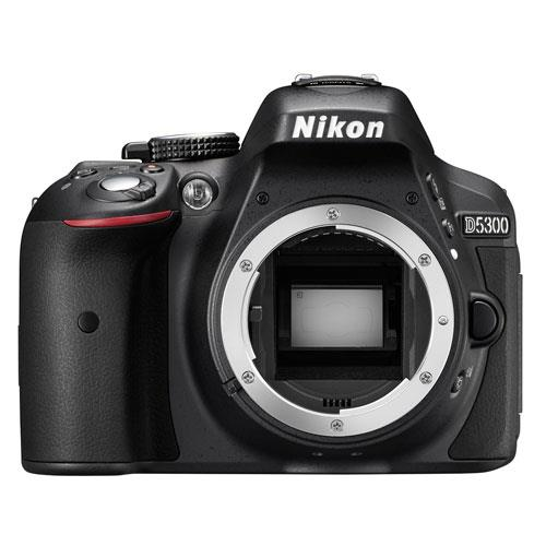 A picture of Nikon D5300 Digital SLR Body