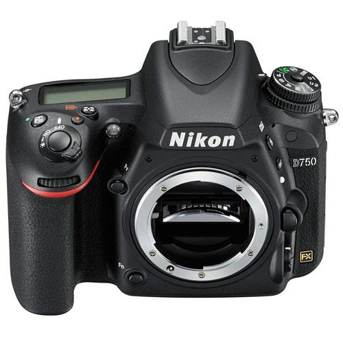 A picture of Nikon D750 Digital SLR Body