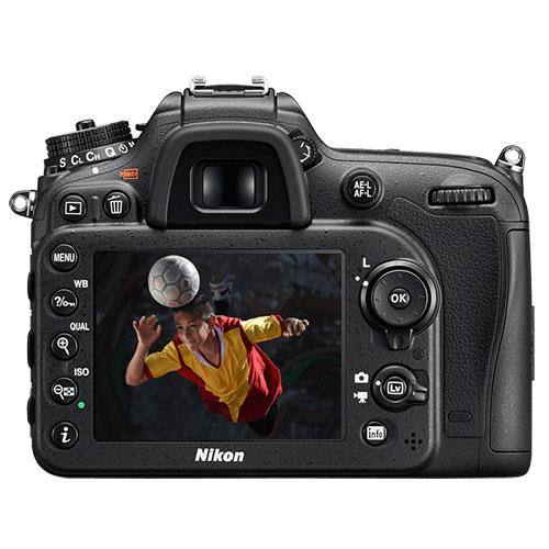 A picture of Nikon D7200 Digital SLR Body