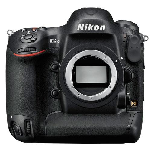 A picture of Nikon D4S Body