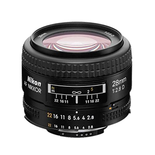 A picture of Nikon AF 28mm f/2.8D