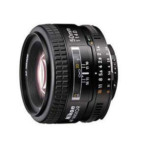 A picture of Nikon AF 50mm f/1.4D