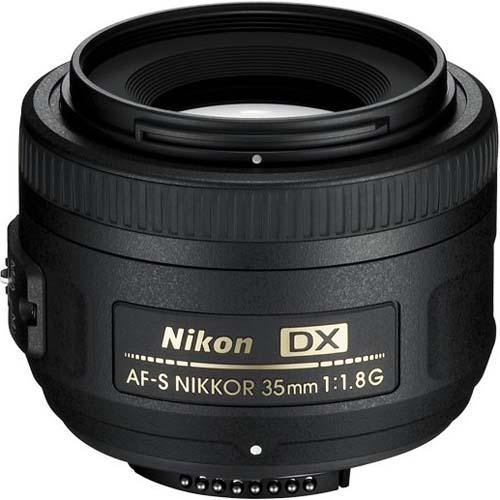 A picture of Nikon AF-S 35mm f/1.8G DX Lens