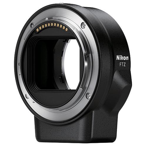 A picture of Nikon FTZ Lens Mount Adapter