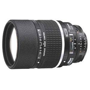 A picture of Nikon 135mm f/2 AF DC