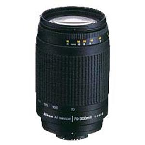 A picture of Nikon 70-300mm f4-5.6 G (Black)