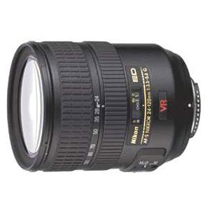 A picture of Nikon 24-120mm AF-S f/3.5-5.6 G IF ED VR