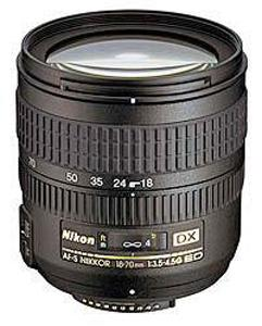 A picture of Nikon AF-S 18-70mm f/3.5-4.5G IF-ED DX