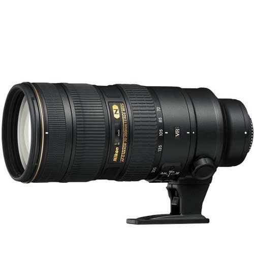 A picture of Nikon AF-S NIKKOR 70-200mm f/2.8G ED VR II Lens