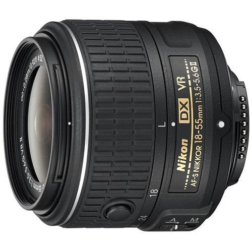 A picture of Nikon AF-S DX 18-55mm f/3.5-5.6G VR II