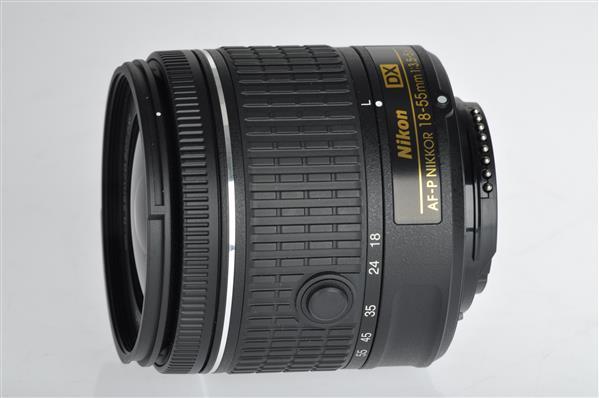 A picture of Nikon AF-P DX 18-55mm f/3.5-5.6G