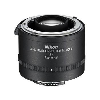 A picture of Nikon TC-20E III AF-S Teleconverter