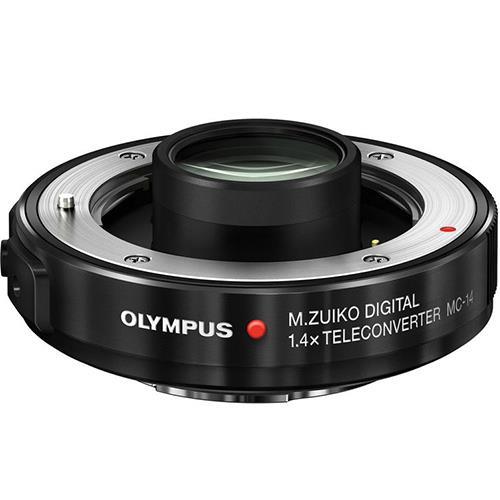 A picture of Olympus MC-14 Digital 1.4x Teleconverter