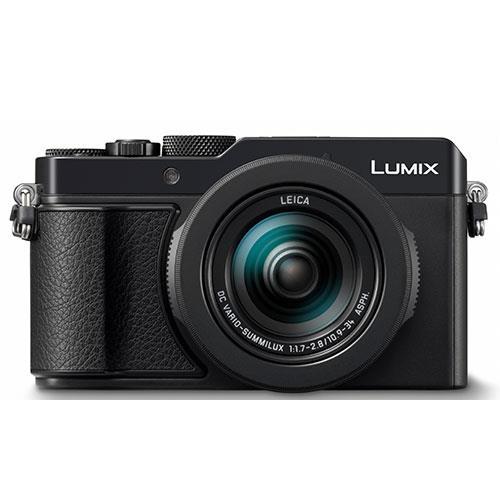 A picture of Panasonic Lumix DMC-LX100 Mark II Digital Camera