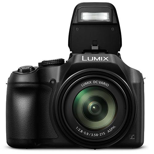 A picture of Panasonic Lumix DC-FZ82EB-K Digital Camera - Ex-Display