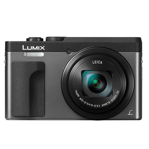 A picture of Panasonic Lumix DC-TZ90 Camera in Silver